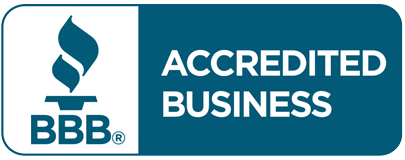 BBB Accredited Business horizon